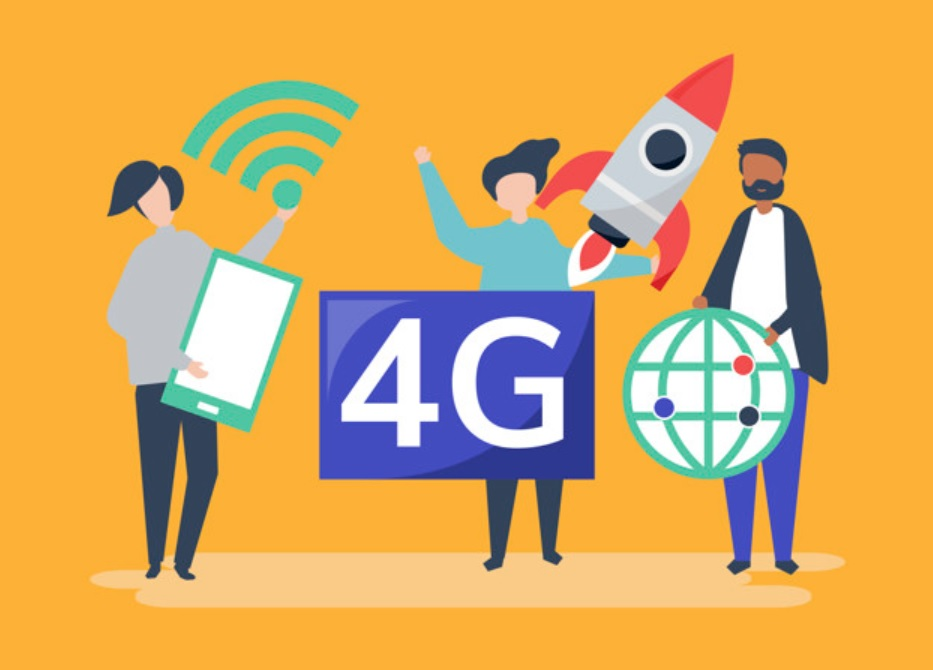 Promo Paket Internet Unlimited 4G